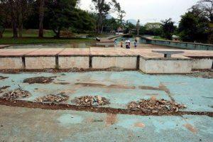 Y denuncian las condiciones en las que se encuentran las instalaciones Foto:Facebook.com/marlene.sifontesguevara