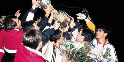 Chile tiene un título de Copa Libertadores y el campeón fue Colo Colo en 1991 Foto:colocolo.cl