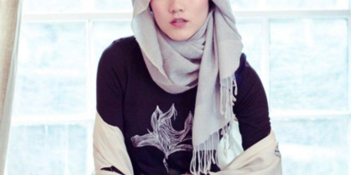Actriz de cine para adultos musulmana, famosa por amar su religión
