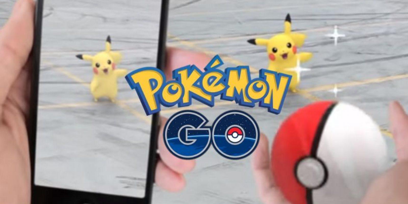 Ya hay trucos y hasta apps pensadas para jugadores. Así como negocios. Foto:Pokemon.com