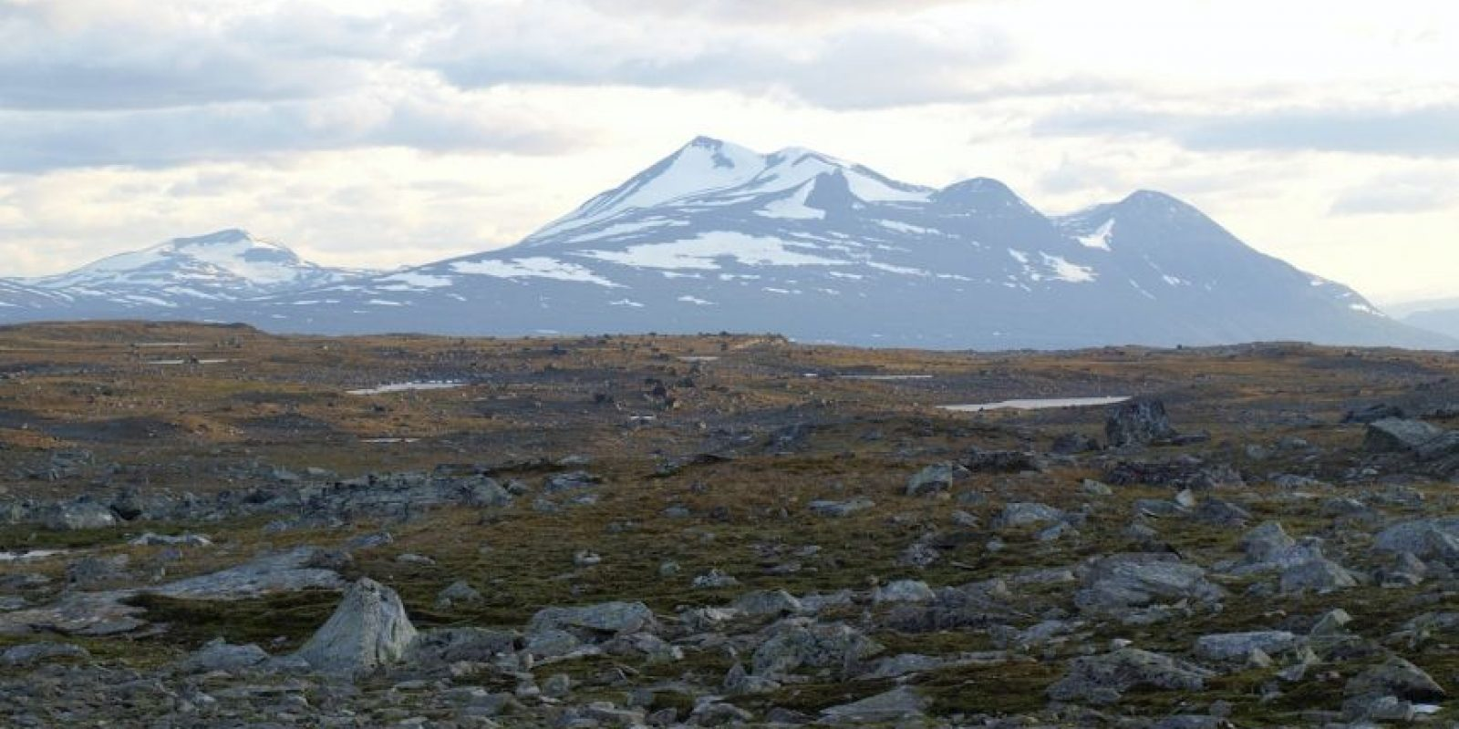 PAra llegar a este punto hay que caminar cerca de 50 kilómetros Foto:Wikimedia