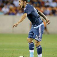 Boca Juniors gastó 65 millones de euros una década después de su salida Foto:Getty Images