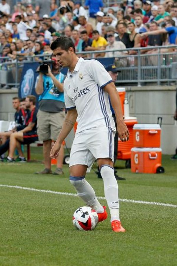 Álvaro Morata Foto: Getty Images