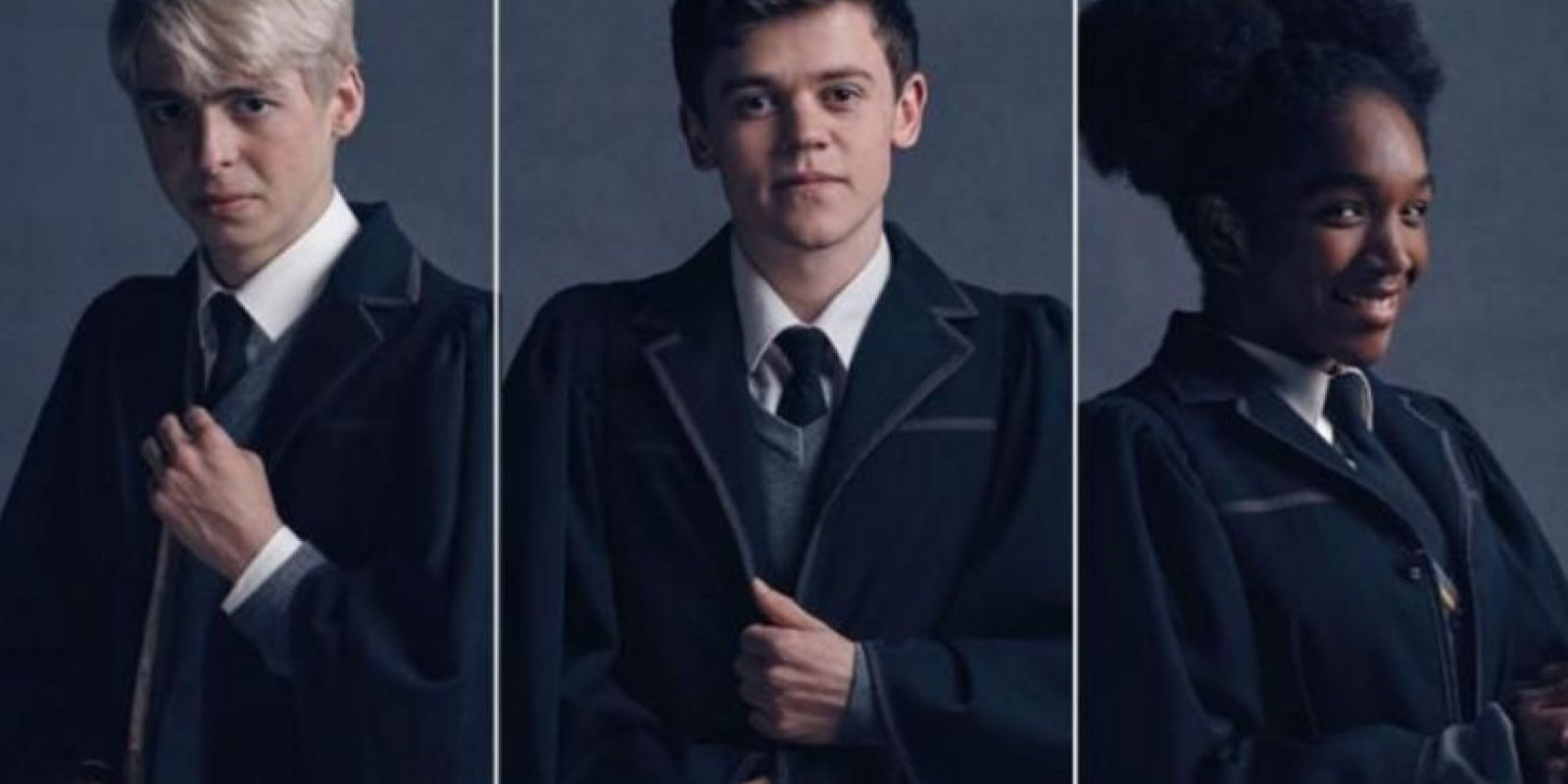 Los protagonistas de la nueva obra de Harry Potter. Foto: London Palace Theatre