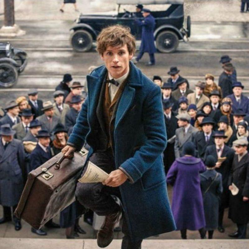 Un fotograma de la película. Foto:Warner Brothers.