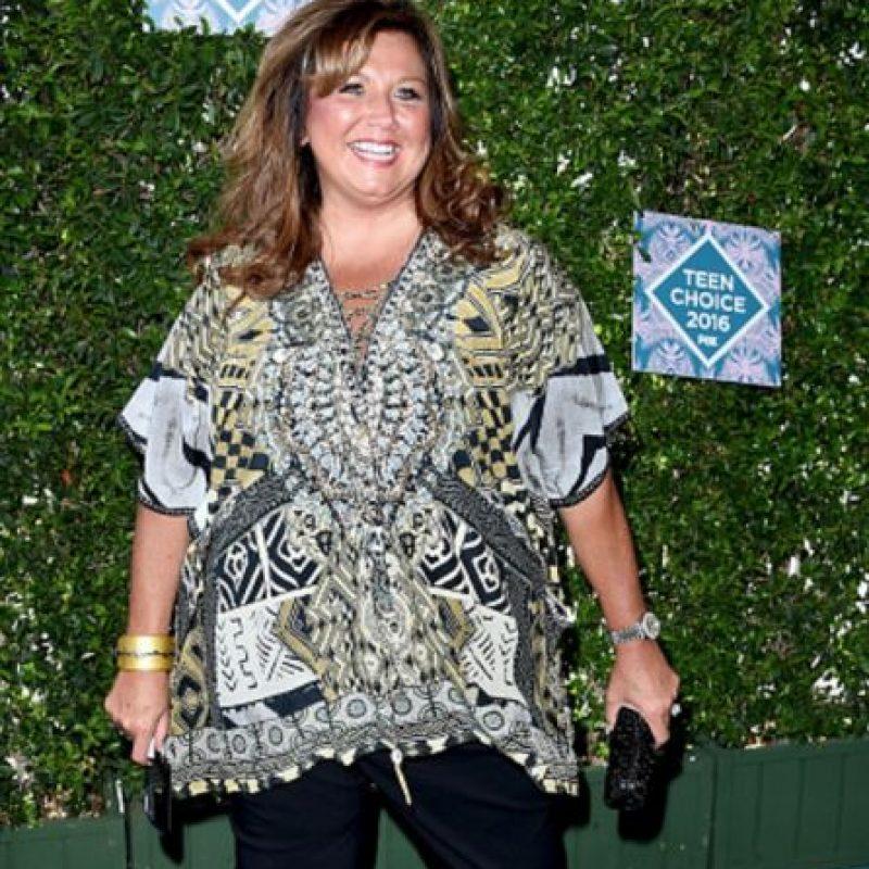"Abby Lee Miller de ""Dance Moms"" siendo Abby Lee Miller. Foto:Getty Images"