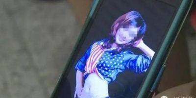 Ella es la misteriosa Liu, a quien Alexander esperó durante 10 días Foto:Weibo.com