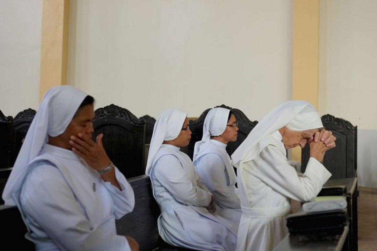 """""""La mujer tiene una especial sensibilidad por las 'cosas de Dios'"""" Foto:Getty Images"""