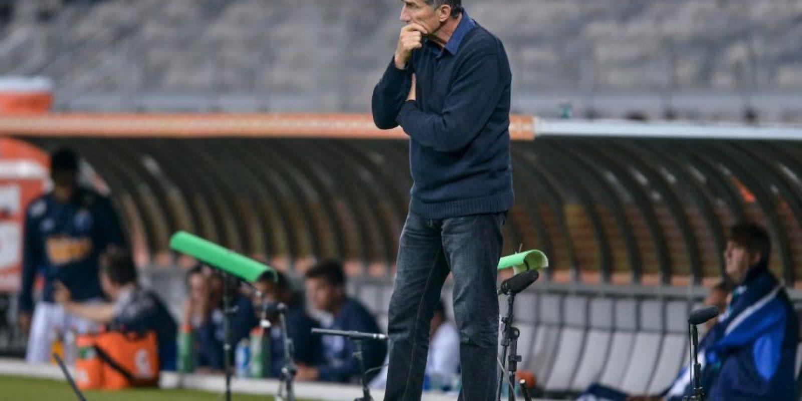 Edgardo Bauza es el nuevo DT de la Selección de Argentina Foto:Getty Images