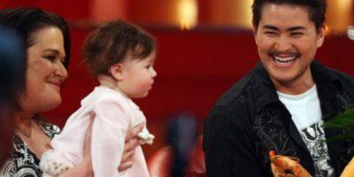 Tuvo su primer hijo por inseminación artificial en 2007. Foto:Getty Images