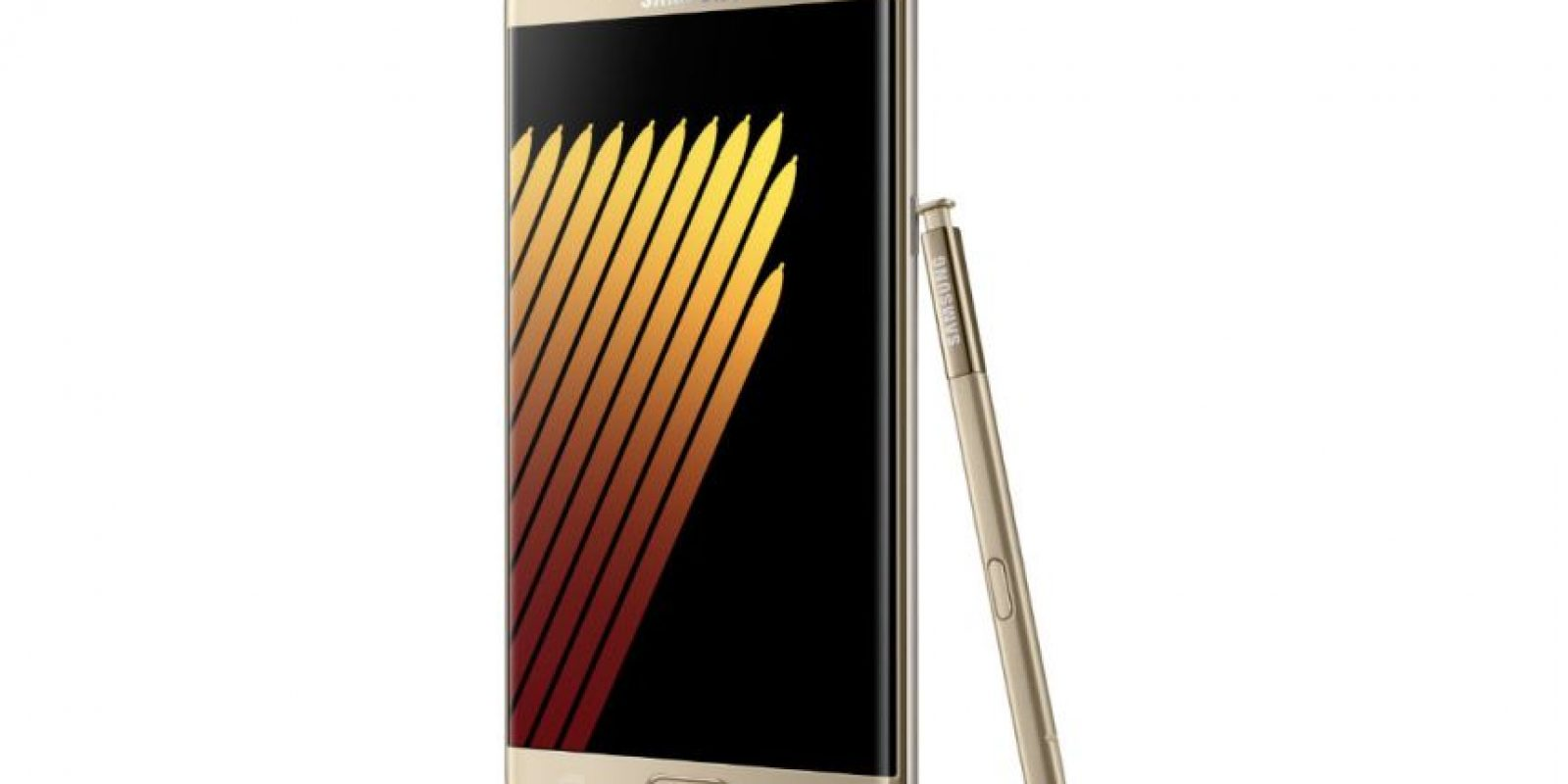 El Galaxy Note 7 estará disponible en 3 colores: Foto: Samsung