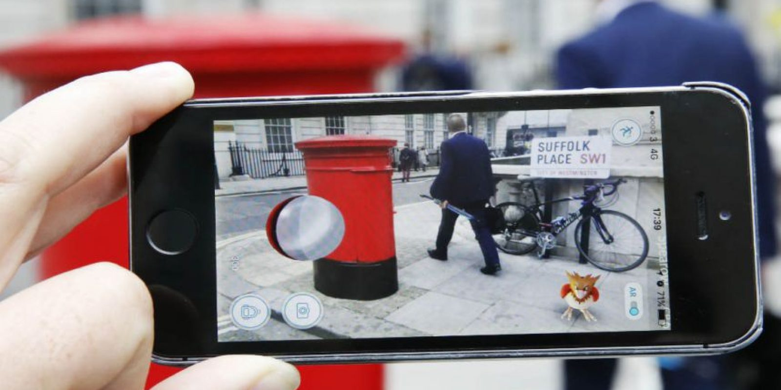 Niantic prometió que aún veremos mucho más de Pokémon Go. Foto:Getty Images
