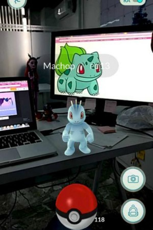 Están en todos lados. Foto:Pokémon Go