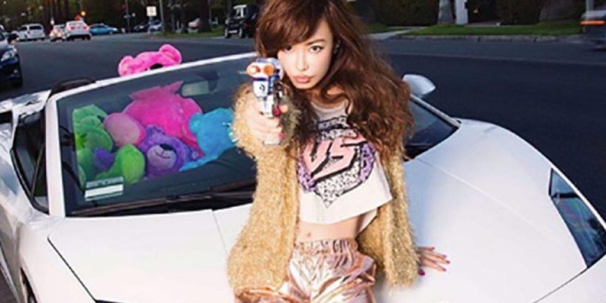Jamás podrás adivinar la edad de la modelo Risa Hirako