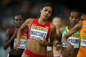 Ella es Brenda Martinez Foto:Getty Images
