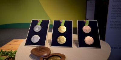 Casi dos mil 500 medallas se repartirán en Río 2016 Foto:Getty Images