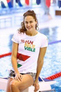 Zsuzsanna Jakabos (Natación / Hungría) Foto:Instagram