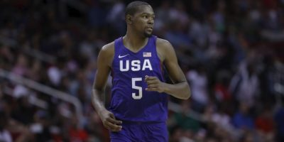 Kavin Durant Foto:Getty Images