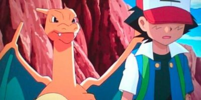 Incluso Ash le tuvo que decir adiós a Charizard. Foto:Pokémon Go
