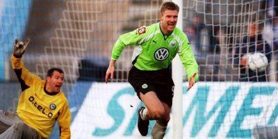 Barcelona 1992: Andrzej Juskowiak (Polonia) – 7 goles, 6 partidos Foto:Getty Images