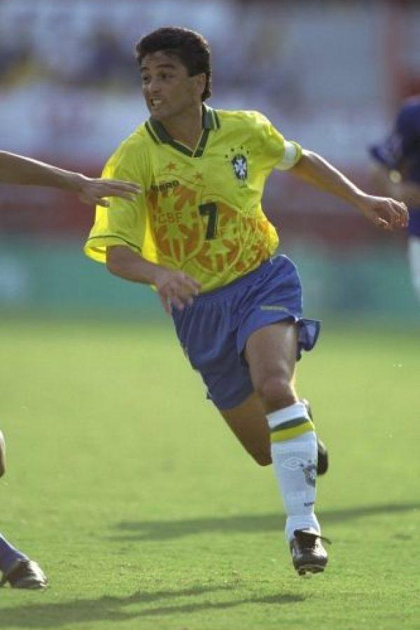Atlanta 1996: Hernán Crespo (Argentina) y Bebeto (Brasil) – 6 goles, 6 partidos Foto:Getty Images