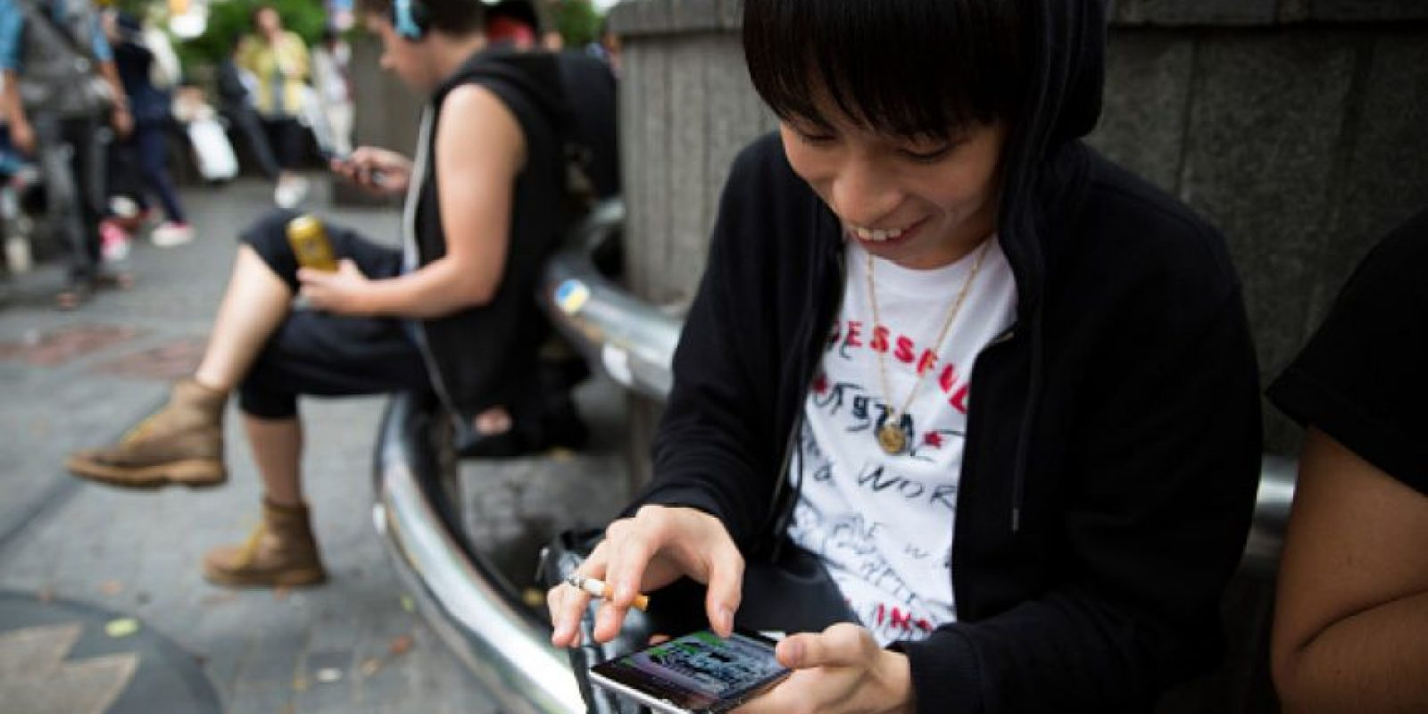 2. El juego móvil más grande de la historia de Estados Unidos Foto:Getty Images