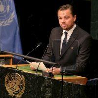 Rápidamente fue comparado con Leonardo DiCaprio Foto:Getty Images