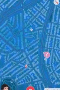 Si presionan en la imagen, se mostrará la localización exacta dentro del mapa. Foto:Niantic/Nintendo