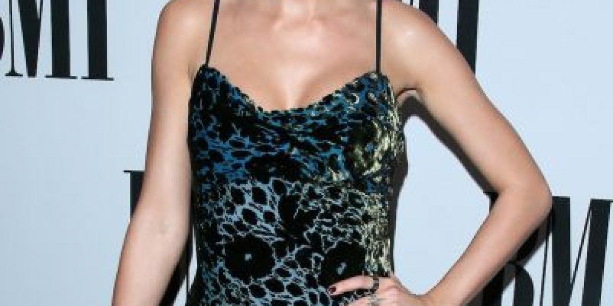 Taylor Swift estrena nuevo look