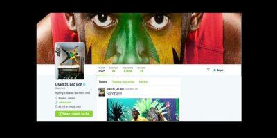 8. Usain Bolt (@usainbolt) – 4.06 millones de seguidores Foto:Twitter