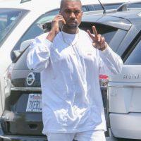 Kanye estalló luego de que Kim no pasara el Día de la madre con sus hijos Foto:Grosby Group