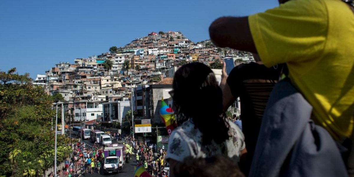 Río 2016: Niños ladrones sorprenden a turistas de Juegos Olímpicos
