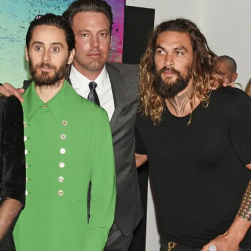 "En la premiere de ""Suicide Squad"" Foto:vía Getty Images"