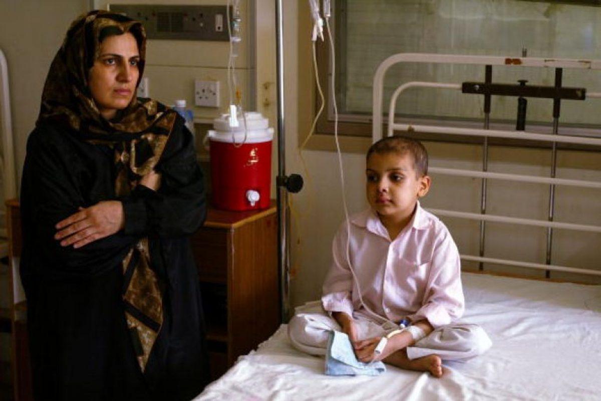 El cáncer es la causa principal de muerte por enfermedad en los niños de Estados Unidos después del primer año de vida Foto:Getty Images