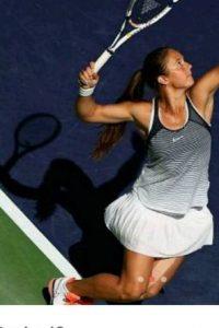 La tenista risa Daria Kasatkina Foto:Instagram