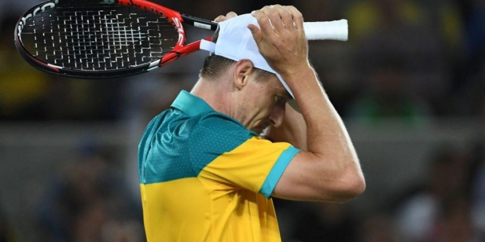 El tenista australiano John Millman Foto:Getty Images