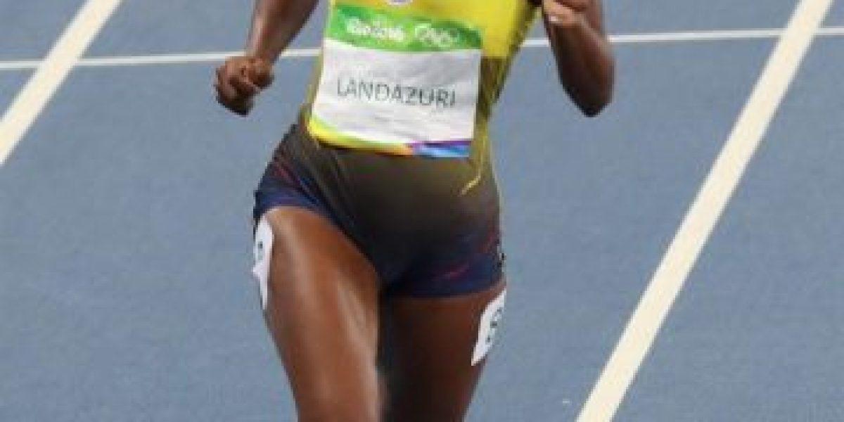 Ángela Tenorio y Narcisa Landázuri correrán hoy en las seminales de Río