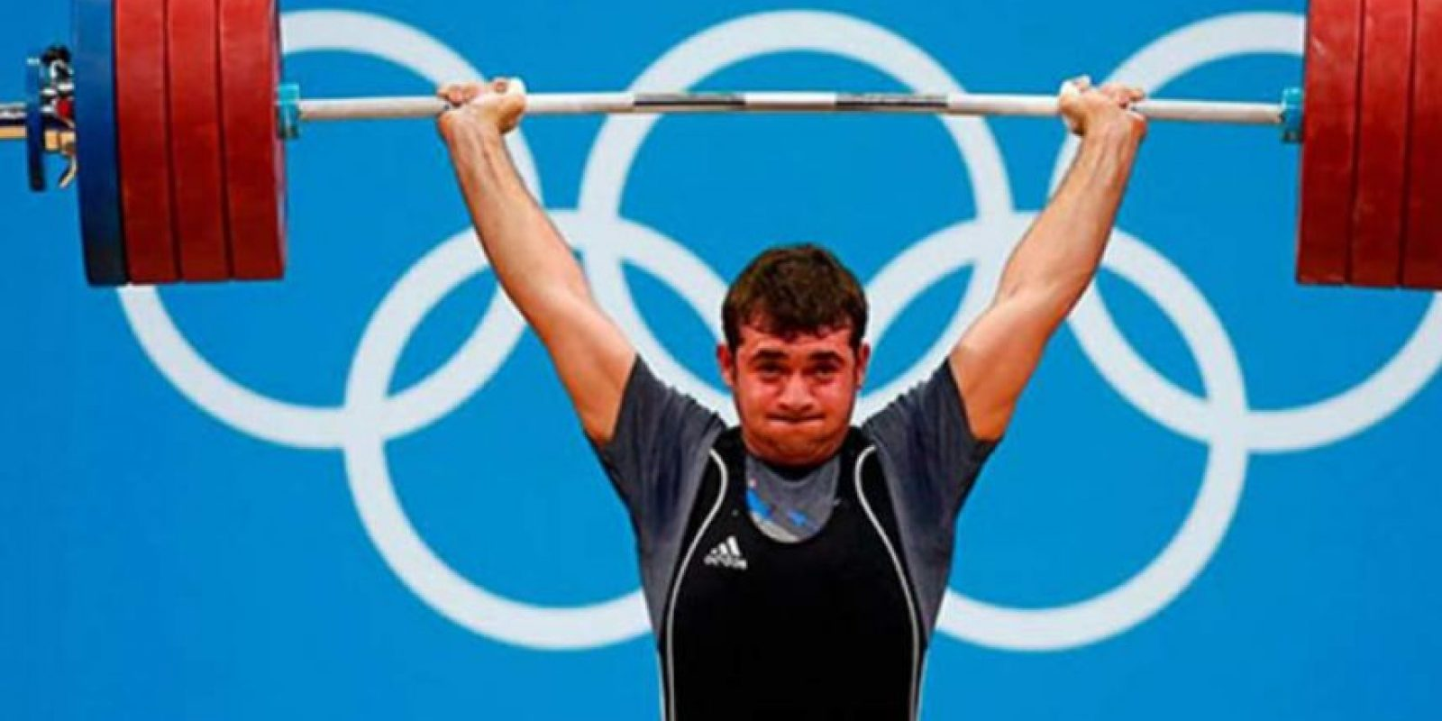 Saeid Mohammadpourkarkaragh – Atleta iraní de apellido impronunciable. Foto:Getty Images