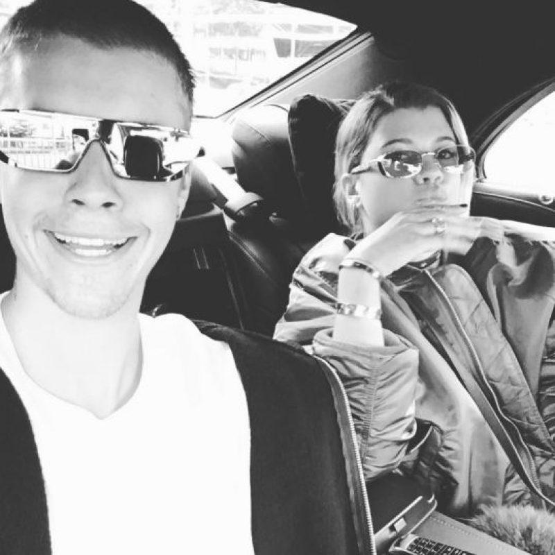 Los jóvenes han sido captados juntos en los últimos meses. Foto:Instagram @justinbieber