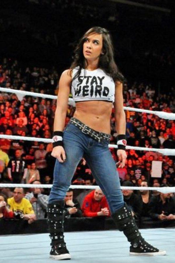 AJ Lee Foto:WWE