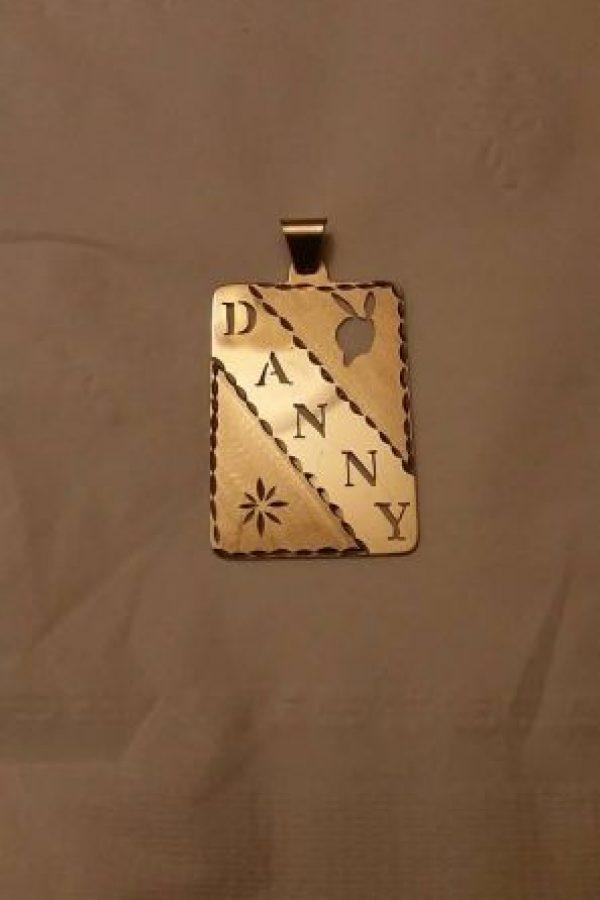 """""""Mi hijo estaba orgulloso de que la medalla tuviera su nombre"""", escribió el papá Foto:Facebook.com/daniel.fitzpatrick.7"""