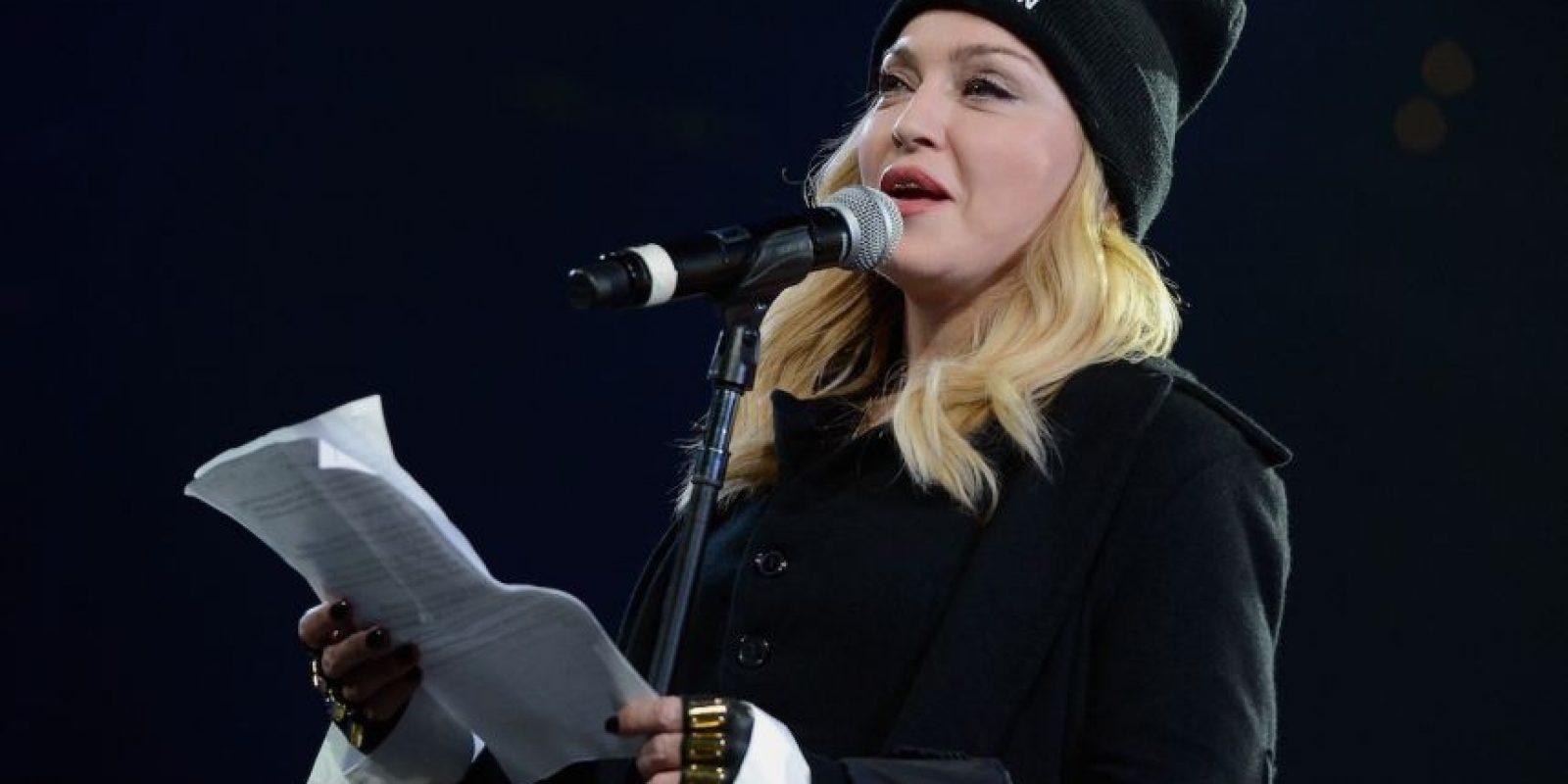 """En los siguientes años, Madonna se decidió a convertirse en una """"artista de verdad"""" Foto:Getty Images"""