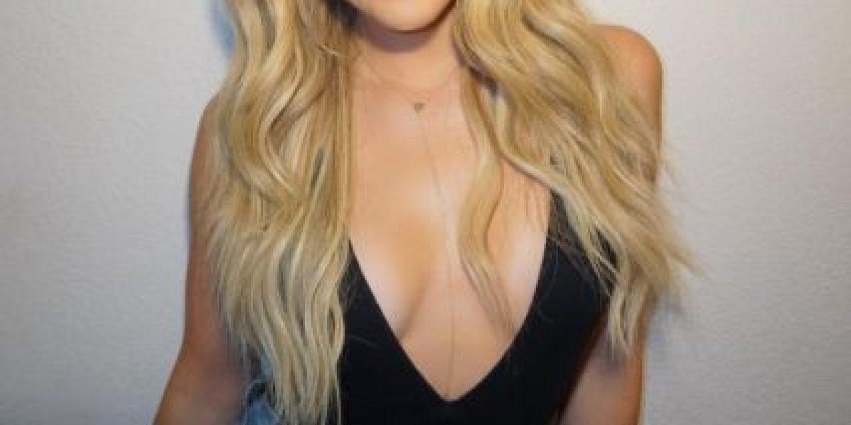 Khloé Kardashian reveló que sufrió cáncer de piel