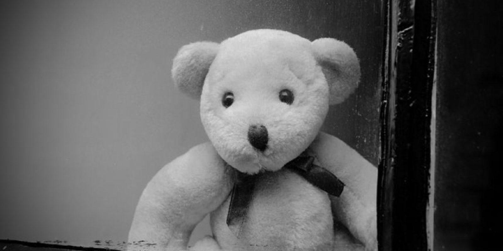 El niño intentaba vender su oso de peluche a cambio de comida Foto:Pixabay
