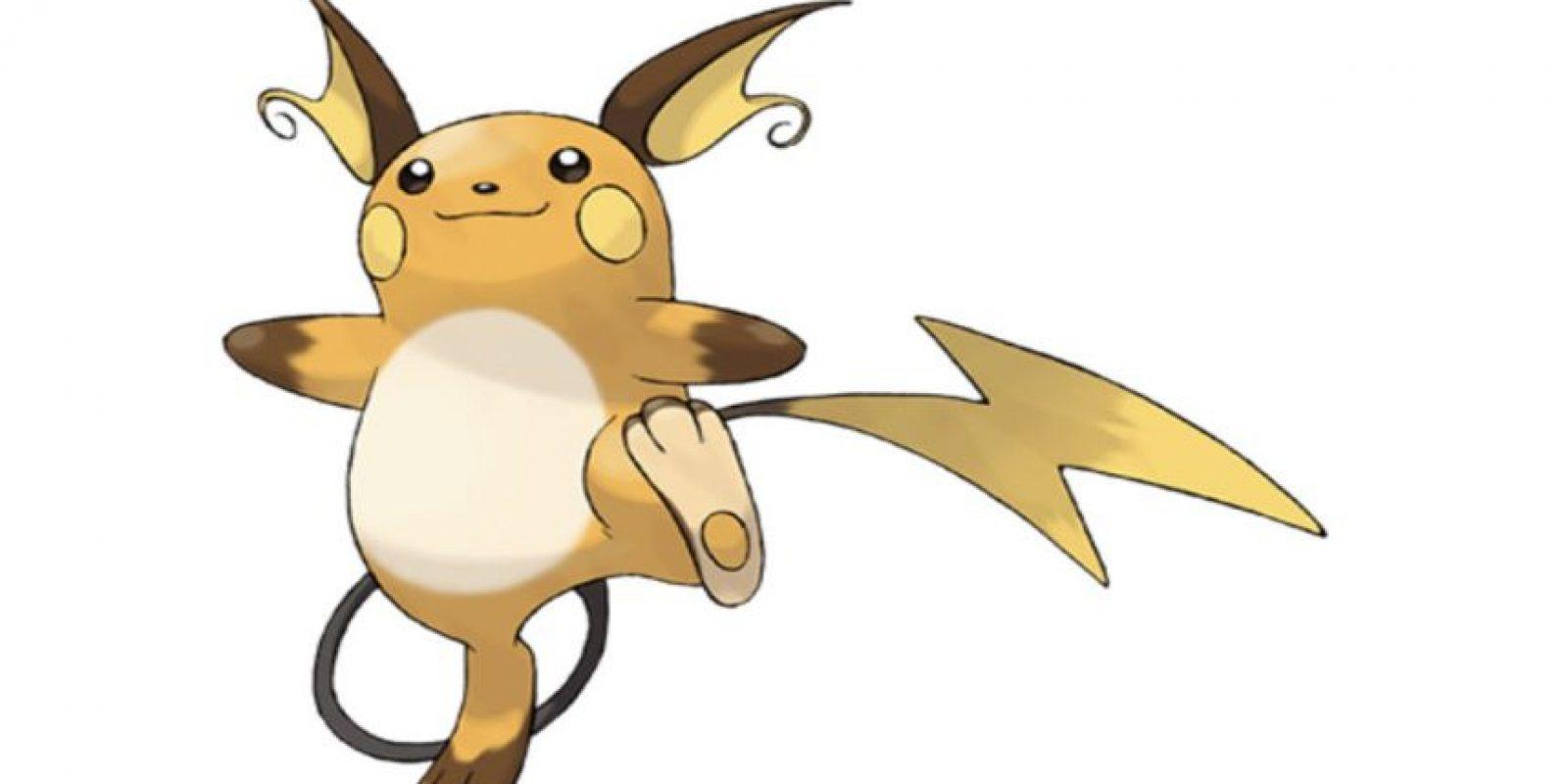 Raichu Foto:Pokémon