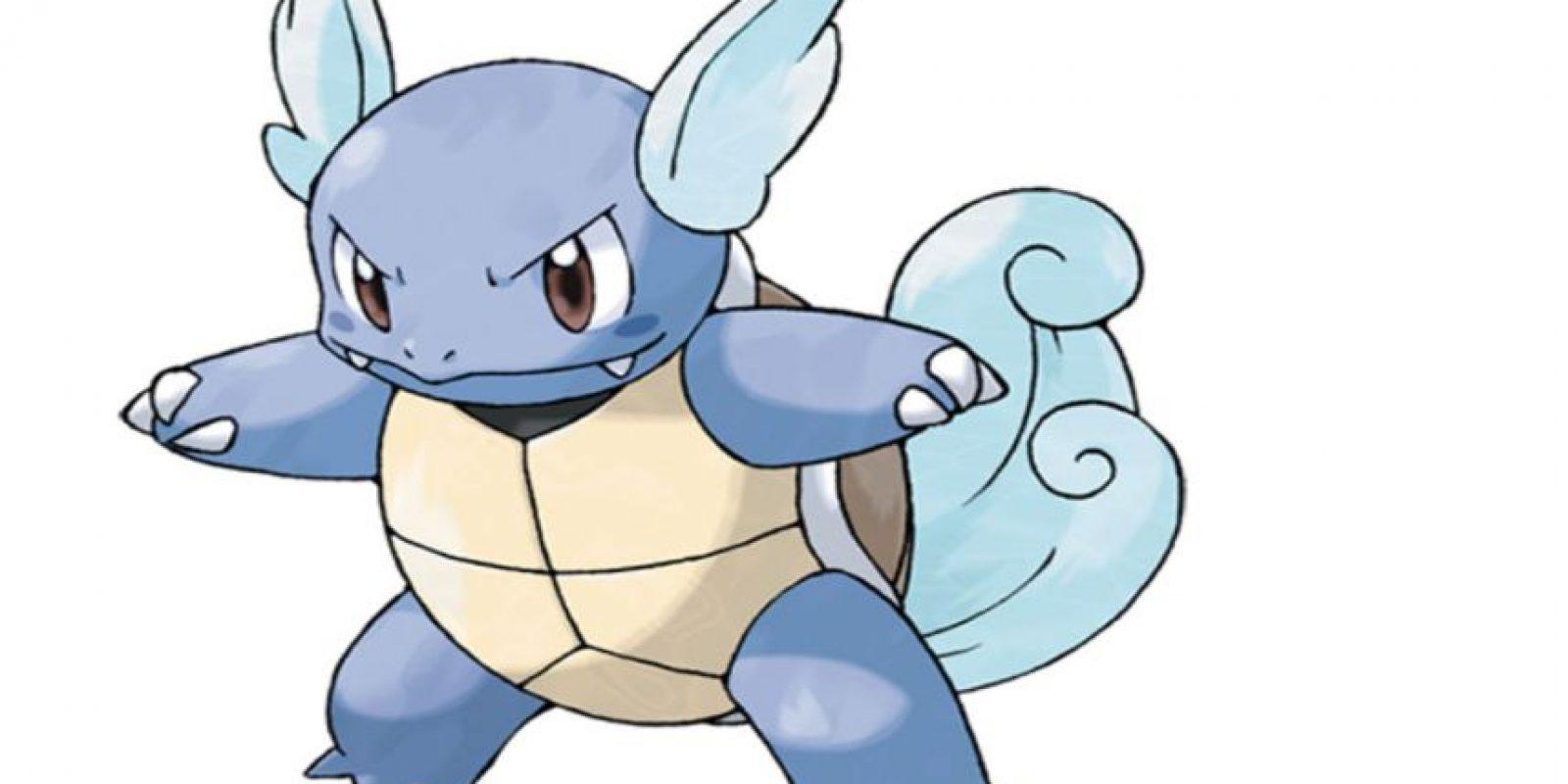 Wartortle Foto:Pokémon