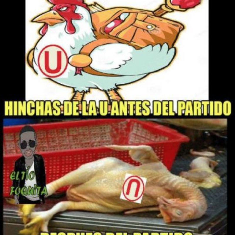 Memes sobre la derrota de Universitarios ante Emelec Foto:Redes sociales