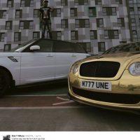 Los autos que maneja Foto:Twitter.com/RobTM_