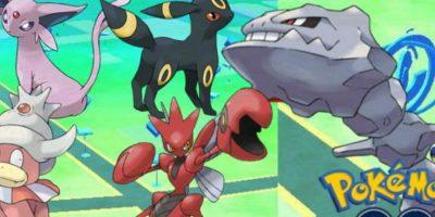 Enter ellos, nuevos pokémones Foto:Niantic