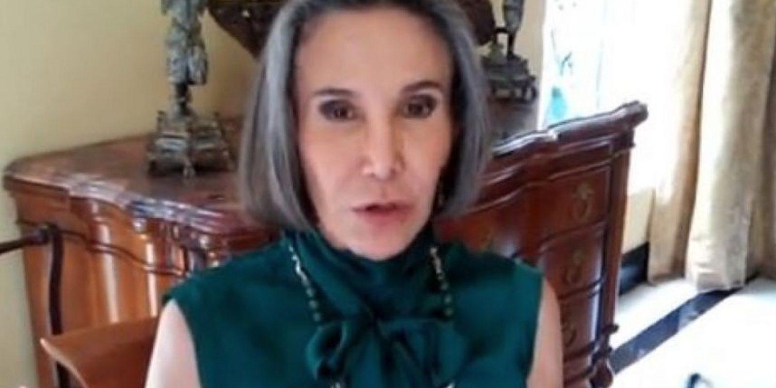 Florinda Meza en Youtube Foto:Youtube